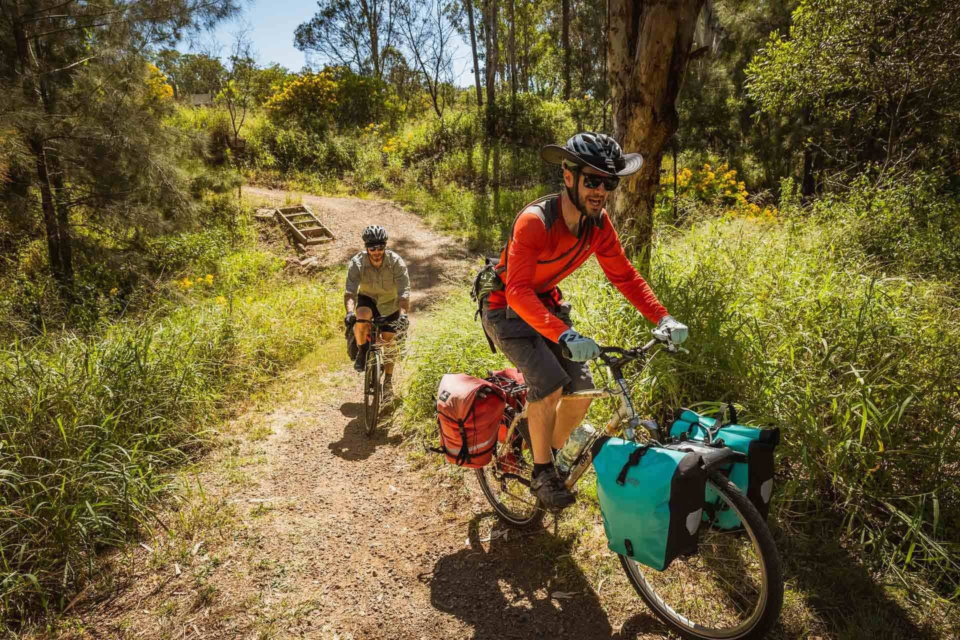 Beers, bakeries and barely any uphill? Cycling the 161km Brisbane Valley Rail Trail - Lachlan Gardiner: Cycling, QLD, BVRT