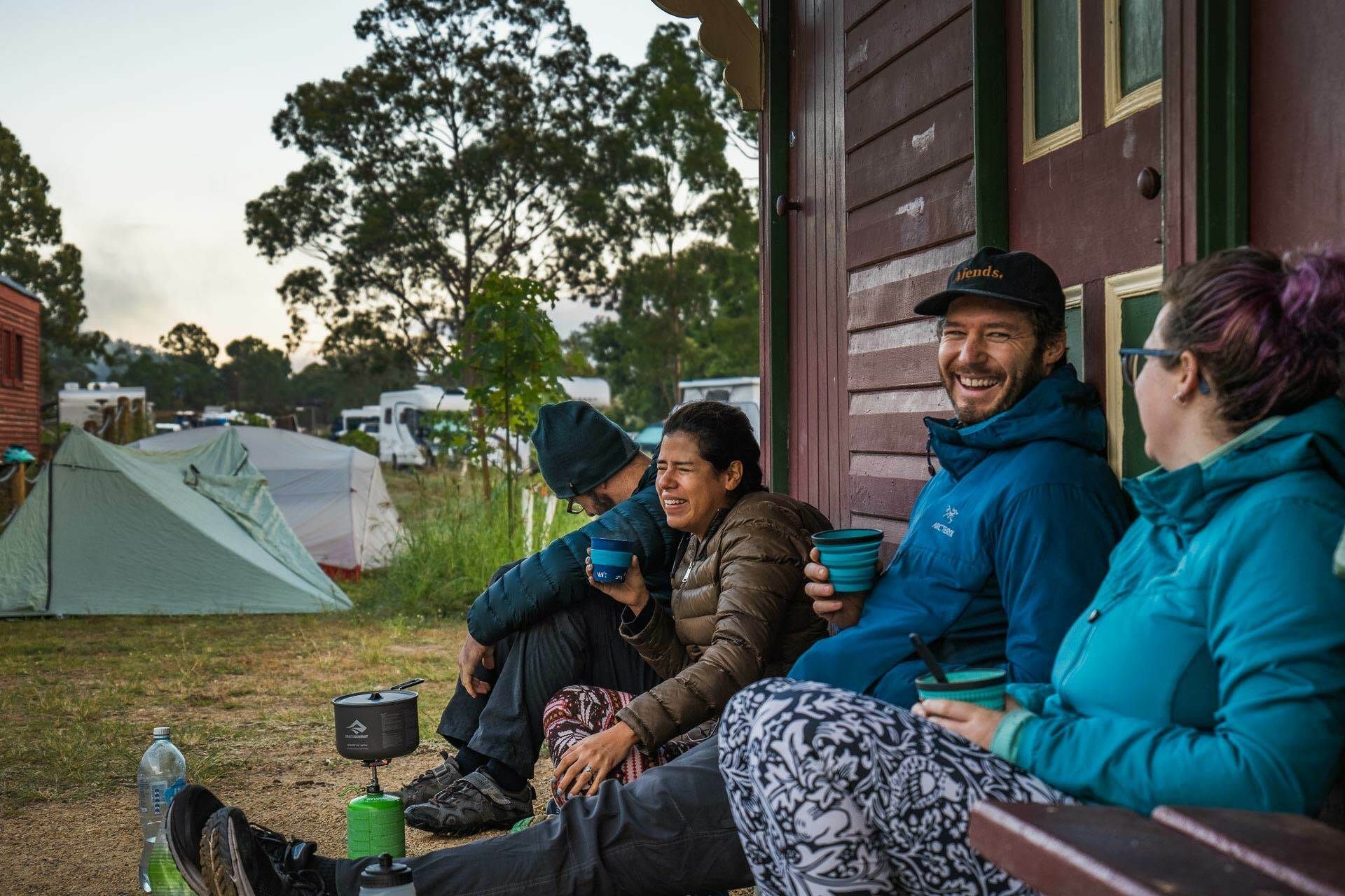 Beers, bakeries and barely any uphill? Cycling the 161km Brisbane Valley Rail Trail - Lachlan Gardiner: Cycling, QLD, BVRT, camping, friends, coffee, happy