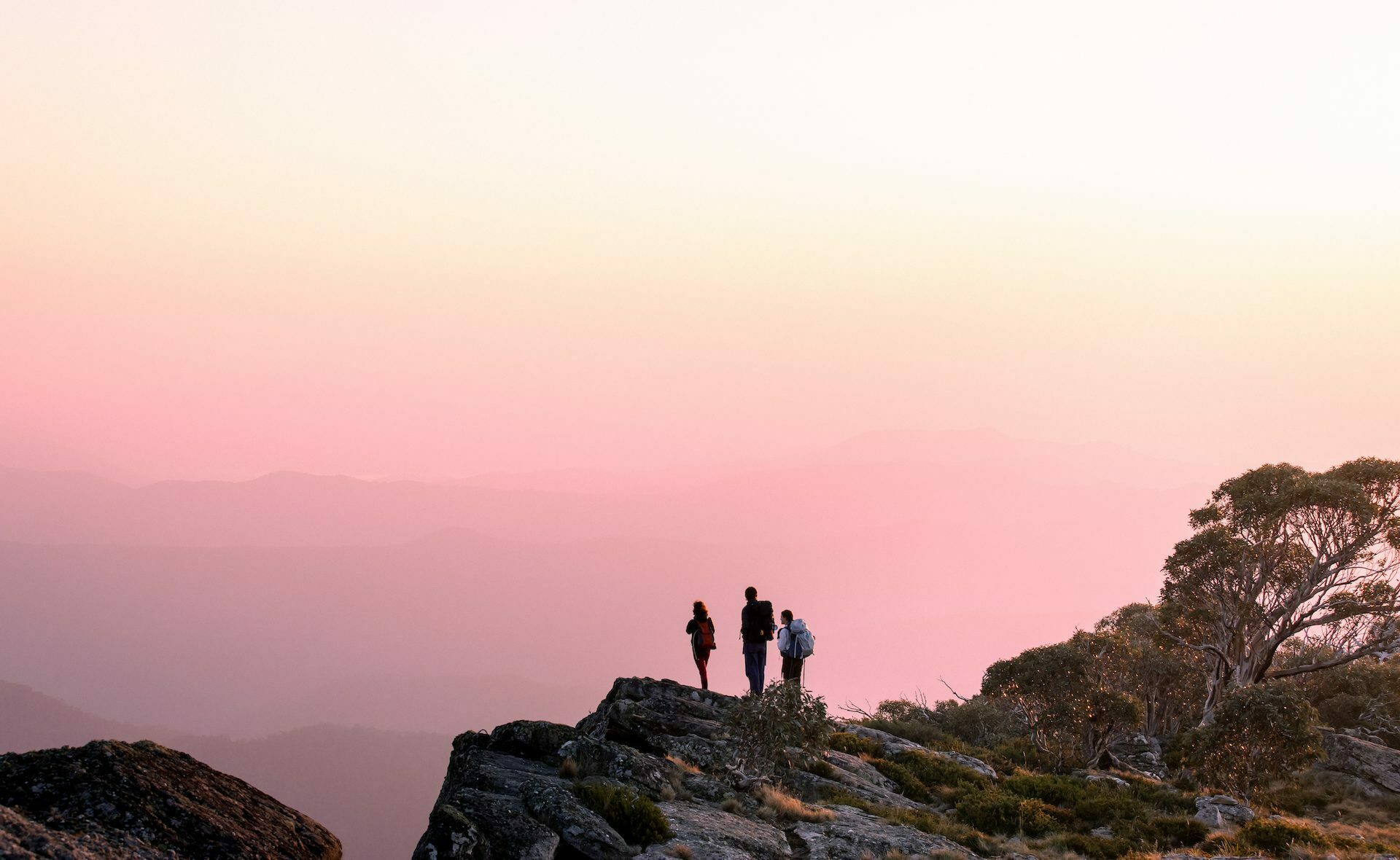 5 Hikes to Tackle Around Wangaratta (And Where to Get a Brew Afterwards), Henry Brydon, Mt Cobbler, sunrise, mountains
