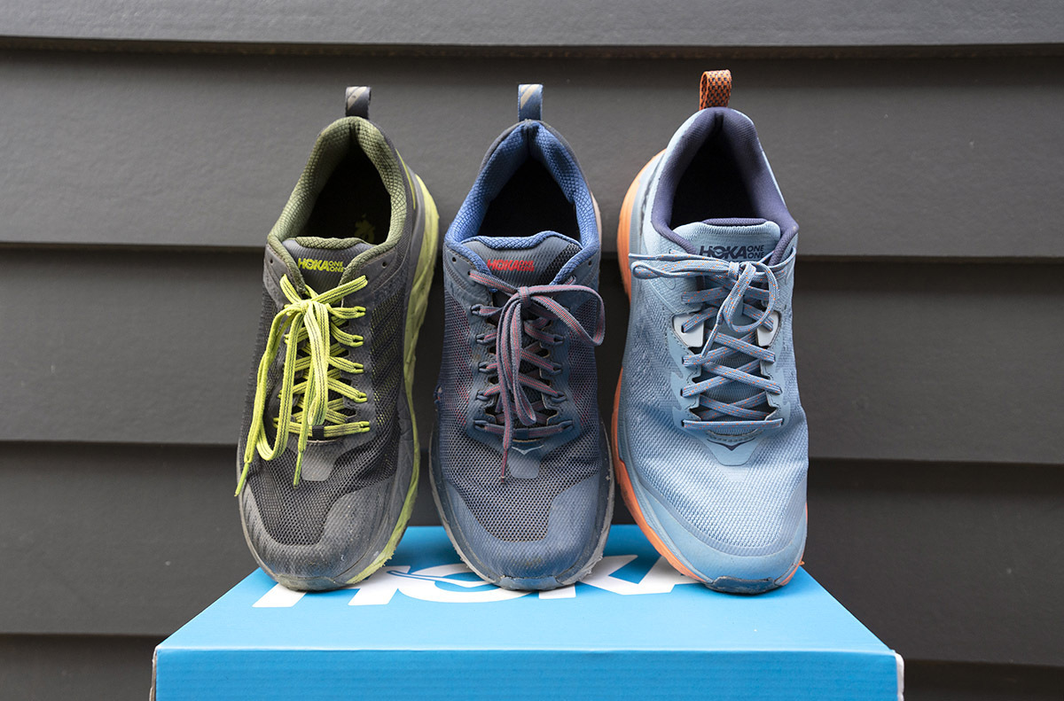 Hoka One One Challenger ATR Review — The Everything Outdoor Shoe? – Gear Review, Hiking Shoes, Trail Running Shoes, Outdoor Shoes, Shoes on doorstep