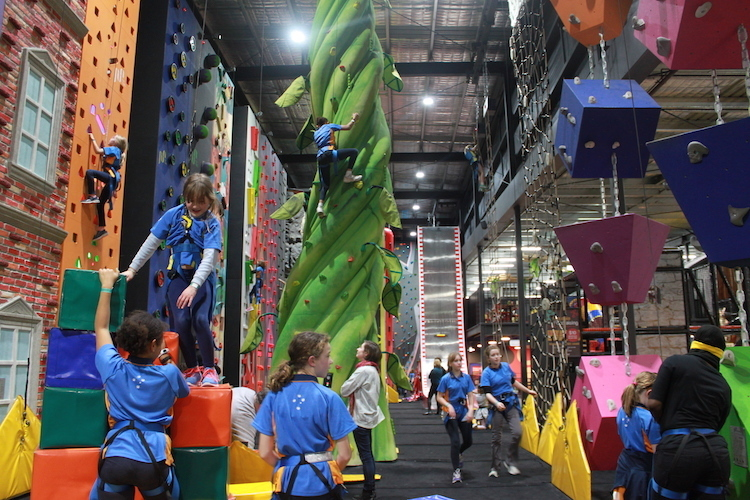 funtopia, The Best climbing Gyms in Melbourne