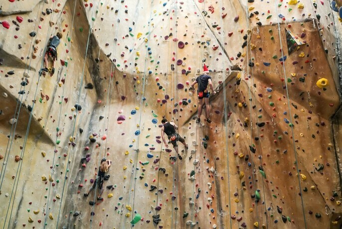 hardrock, The Best climbing Gyms in Melbourne