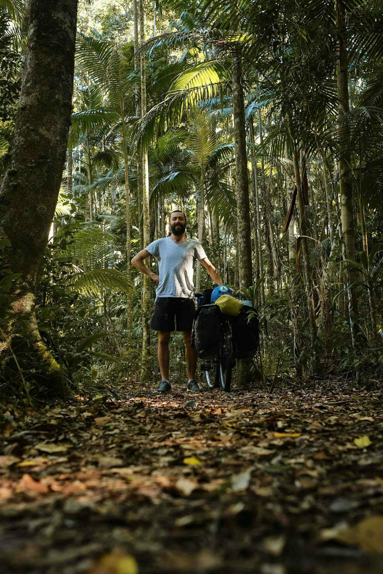 I (Almost) Cycled From Sydney to Cairns On A $120 Big W Bike - Joe Cuzzocrea, Bikepacking, Great Sandy National Park