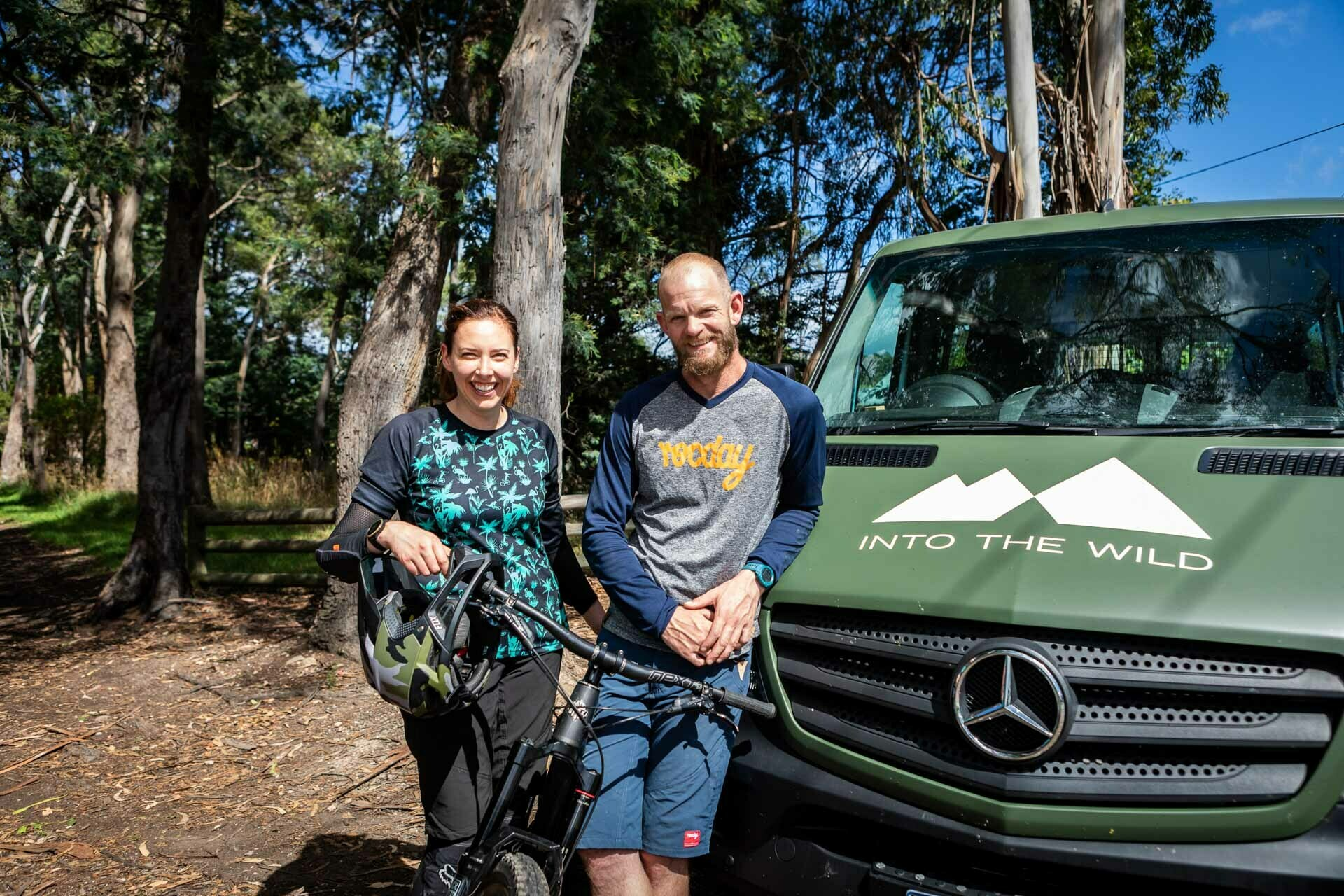 Dianne & Rohan Sheehan, Into The Wild. Photo Kelly Slater