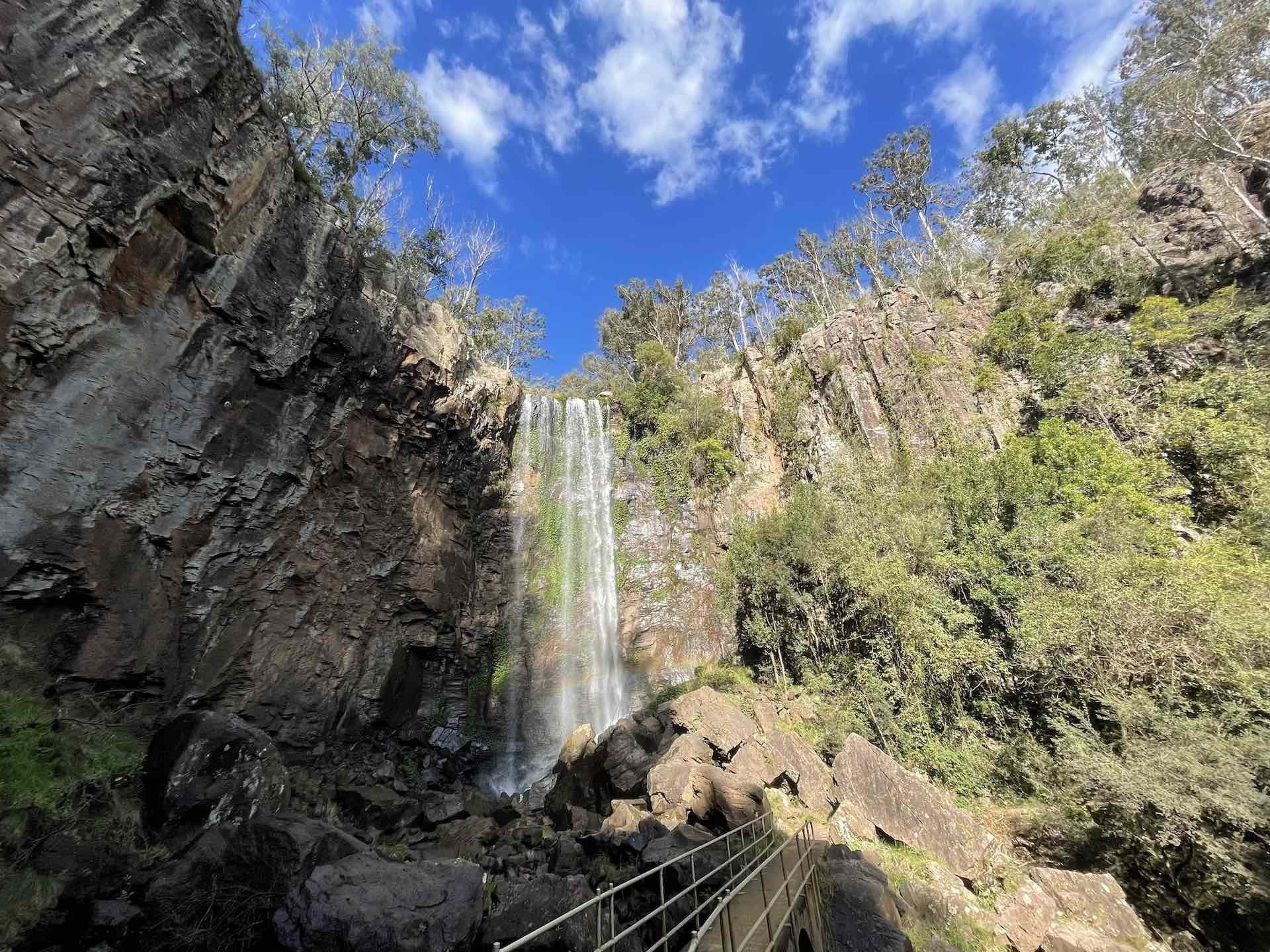 Queen Mary Falls is Waterfall Royalty - Renee Summers, Waterfalls, Queen Mary Falls